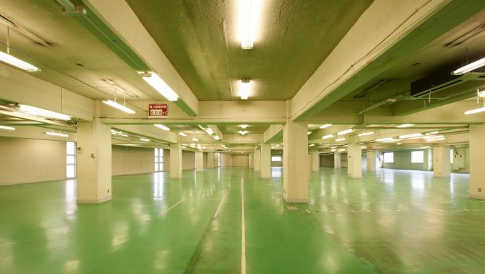 リソーコ、空き倉庫をオフィスにリノベーション04