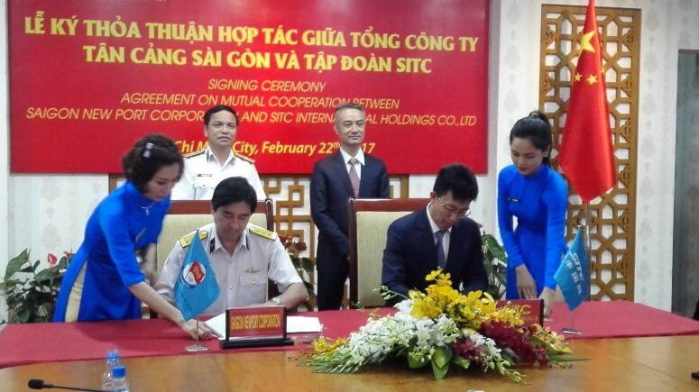 SITC、ベトナムのターミナル運営会社と「全面提携