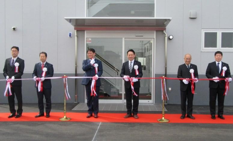 トヨコン、愛知県安城市に新倉庫建設