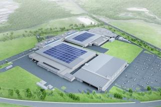 東京エレ、宮城県大和町の工場に新物流棟併設