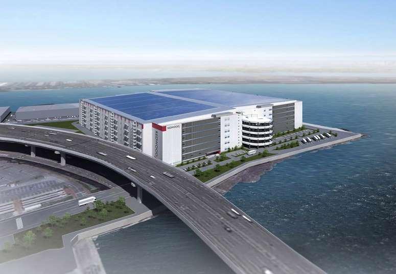 尼崎パナ工場跡地に日本最大39万m2の物流施設計画
