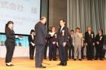 佐川急便、次世代車両の導入で「最優秀レジリエンス賞」受賞