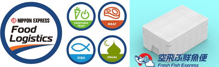 日通、国際・国内食品輸送サービス群を体系化