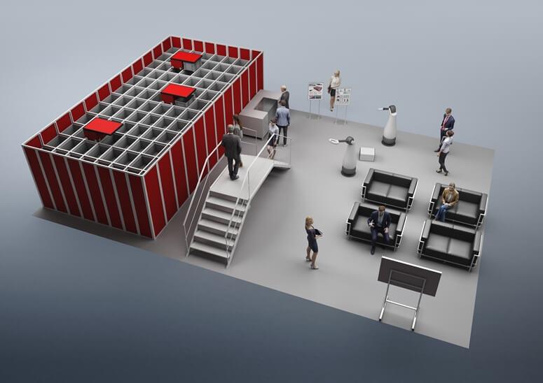 三井不動産、船橋拠点にロボット物流機器特化のラボ