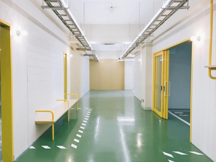 リソーコ、空き倉庫をオフィスにリノベーション02
