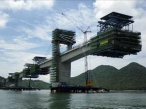 ▲PC橋梁技術