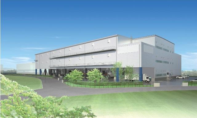 伊藤忠商事、茨城県で2万m2のマルチ型物流施設竣工