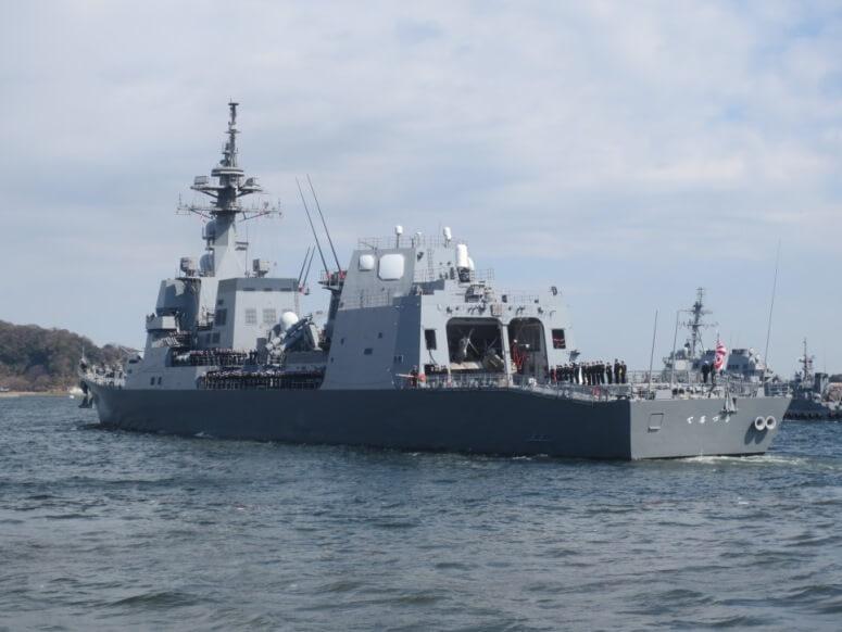 第27次海賊対処部隊、ソマリア沖・アデン湾へ出港