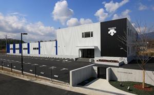 デサント、奈良のアパレル工場を移転し拡大