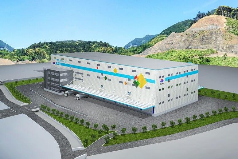 鈴与、静岡市で建設中の物流施設がBELS最高認証