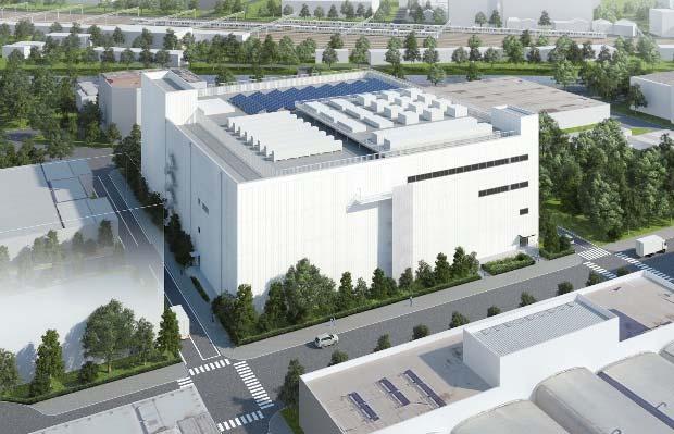 三菱電機、神奈川・鎌倉に人工衛星の新生産棟建設