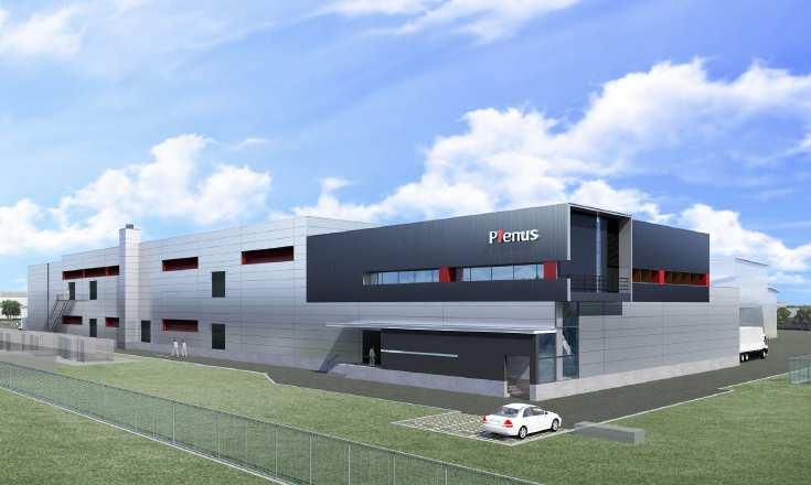 プレナス、埼玉・杉戸物流センター内に食品工場建設