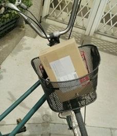 ファンケル、玄関前や自転車カゴへの配達強化