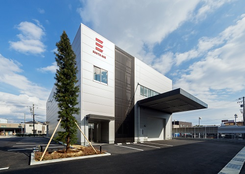杉田エース、名古屋流通センター開設