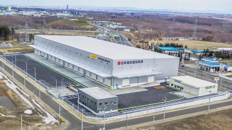 日本梱包運輸倉庫、北海道北広島市に新拠点