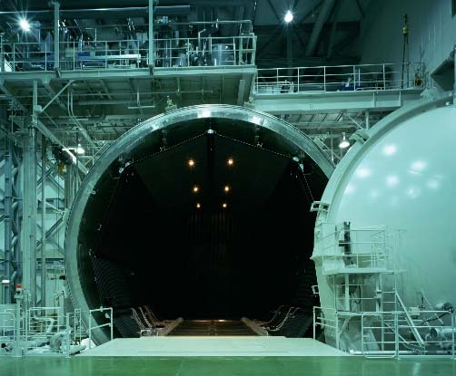 三菱電機、神奈川・鎌倉に人工衛星の新生産棟建設02