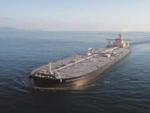 原油 タンカー