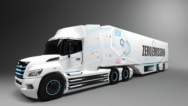 米国日野、中型・大型EVトラック24年までに量産
