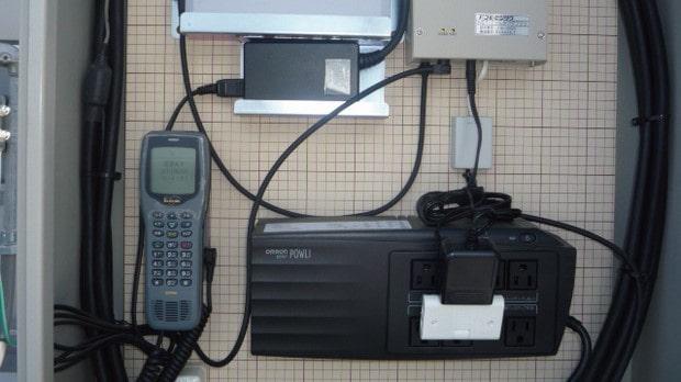 衛星電話(プロロジスパーク市川1)