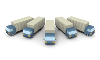 トラック運送事業者9社に行政処分、九州