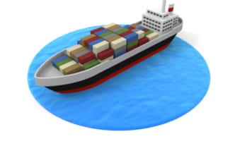 コンテナ船統合のONE、通期赤字予想に転じる
