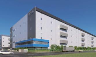 NTTロジ、千葉物流センターに次世代対応の新倉庫