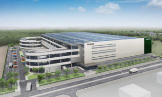 ZOZO、つくば市に11万m2の新物流拠点