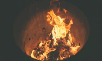 東洋紡旧三重工場で火災、10時間後に鎮火