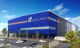 ロジランド、埼玉県加須市に3万m2の物流施設