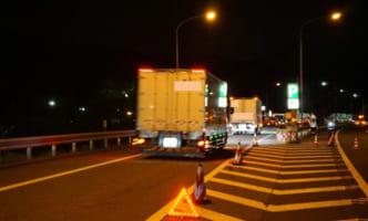 NEXCO東、全車引込で大型326台取締り