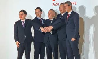 ファストリ、2社追加提携で倉庫自動化を加速