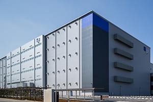 関通、佐川の物流施設内に関東6拠点目を開設