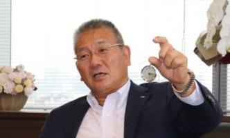 SBSHD鎌田正彦社長に聞く、東芝ロジ買収の狙い