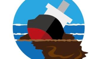 商船三井の座礁運航船、油流出で海域に甚大な影響