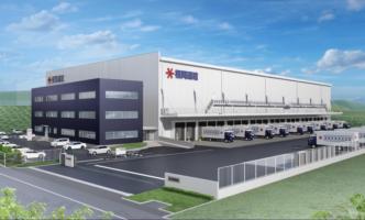 福岡運輸、茨木市で自社最大拠点の建設着手