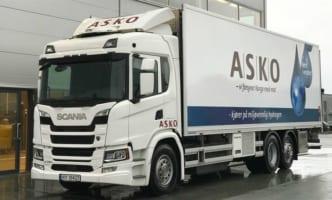 スカニア、水素燃料電池トラックの開発に懸念示す