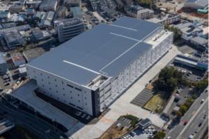 日本生命、大阪・枚方の大型物流施設を取得