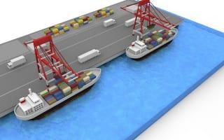 海運大手3社、そろって通期業績予想を上方修正へ